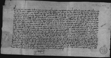 Catalina de Lancaster sobre Sancho. Hijo de Pedro I e Isabel de Sandoval (aya de su hijo Alfonso con María Padilla) | Archivos | Scoop.it