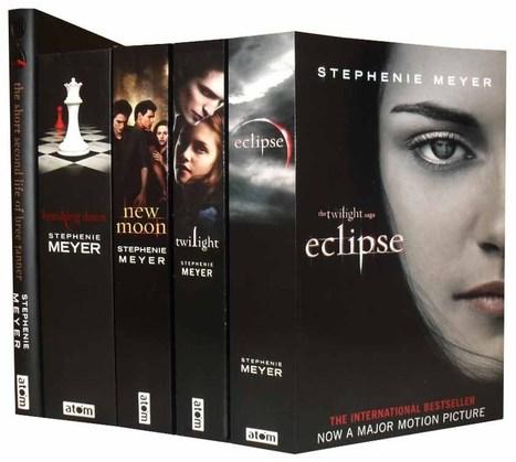 Stephenie Meyer Twilight Saga Collection 5 Books Set   Vampire Books   Scoop.it
