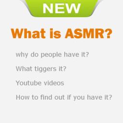 What is AMSR? Binaural King | asmr | Scoop.it
