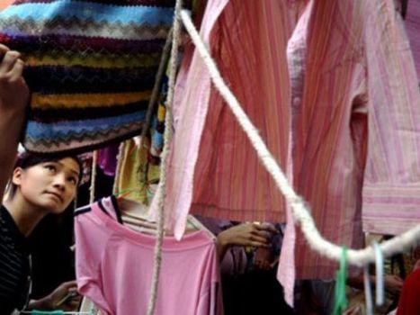 ผู้หญิงเวียดนามกำลังนิยมเสื้อผ้ามือสองแบบสวยคุณภาพดี - อสมท ช่อง9 | ร้านเจเอสซีจำหน่าย สินค้ามือสอง ราคาถูก ของเก่าสะสม อะไหล่คอมพิวเตอร์ | Scoop.it
