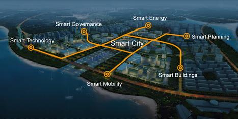#Smartcity : la ville de plus en plus connectée et intelligente | Innovation sociale | Scoop.it