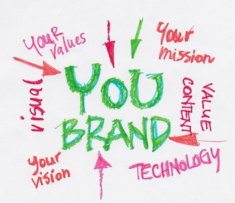 You (yes, YOU!) are a brand | Startup Culture | Scoop.it
