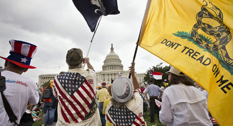 GOP super PACs gear up to fight tea party | Coffee Party News | Scoop.it