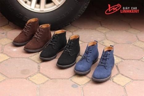 Quy tắc chọn giày nam mùa đông | Giày tăng chiều cao Linhkent | Scoop.it