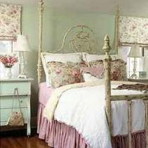 Classical Vintage Bedroom Decor Ideas | Bedroom Decorating Ideas and Bedding Ideas | Scoop.it