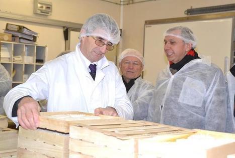Verrières : Salon de l'agriculture : l'Aveyron met le Pérail en avant | L'info tourisme en Aveyron | Scoop.it