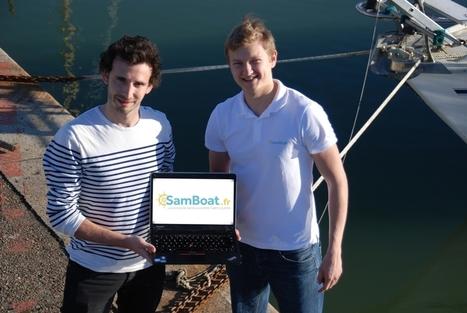 Découvrez SamBoat.fr, le premier site français de location de bateaux entre particuliers, 100% assuré | CRAKKS | Scoop.it
