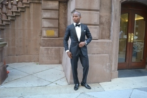 The Custom Tuxedo by Enzo Custom Clothiers « Men's Style Pro | Custom Ties | Club Ties | School Ties | Scoop.it
