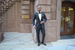 The Custom Tuxedo by Enzo Custom Clothiers « Men's Style Pro | Custom Ties | Club Ties | School Ties | Scoop.it