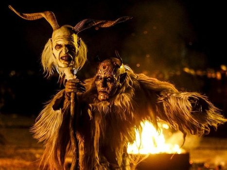 The Origin of Krampus, Europe's Evil Twist on Santa | AP HUMAN GEOGRAPHY DIGITAL  STUDY: MIKE BUSARELLO | Scoop.it