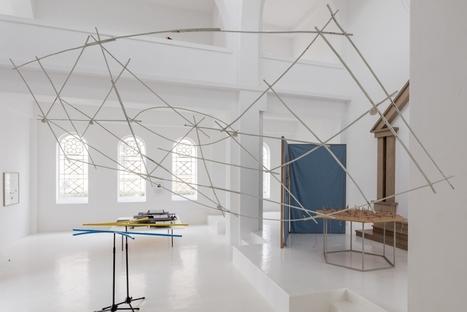 Falke Pisano- Lavaleur dans lesmathématiques - Centre d'art contemporain La Synagogue de Delme | Arts vivants, identité européenne - Living Arts, european Identity | Scoop.it