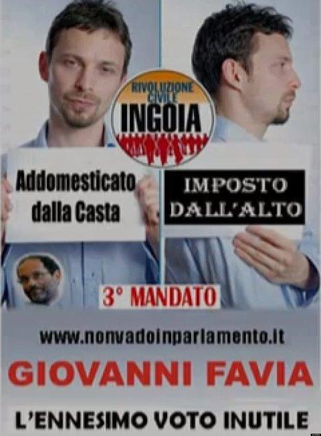 HuffingtonPost - Grillo all'attacco contro Favia e Ingroia (VIDEO) | Elezioni 2013 | Scoop.it