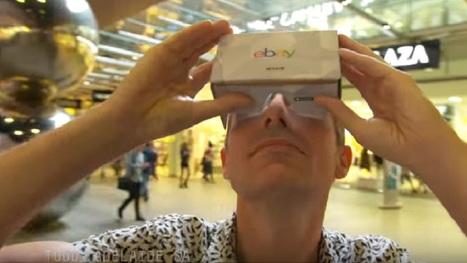 En Australie, eBay lance le premier magasin en réalité virtuelle | Fluidifier son parcours client crosscanal pour une expérience client positive | Scoop.it