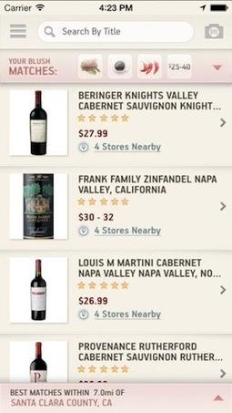 Top 10 Free Wine Apps - Paste Magazine (blog) | wines and spirits | Scoop.it