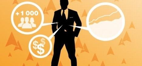 Les 3 premières motivations des chefs d'entreprises à utiliser les médias sociaux | Marketing | Scoop.it