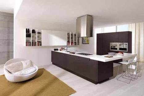 Best eEegant and luxurious kitchen Interior - Decoration And Design | Interior Decorating House | Home living Spaces - Kitchen - Bathroom - Living | Scoop.it