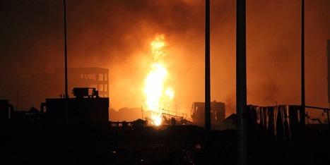 Espagne : explosion dans une usine de biodiesel, 2 morts - Europe1 | Actualités écologie | Scoop.it