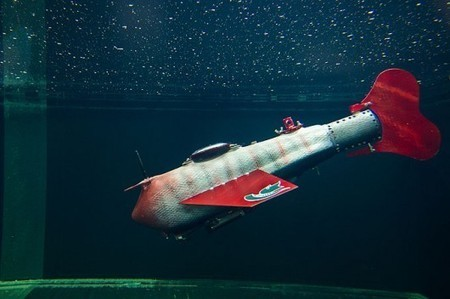 MSU's robofish glides for miles, monitoring pollutants | Robots and Robotics | Scoop.it