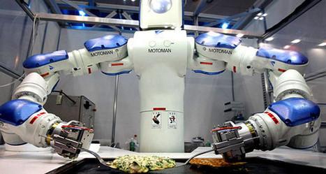 Les robots remplaceront bientôt les employés de fast-food | Civilisation 2.0 | Scoop.it