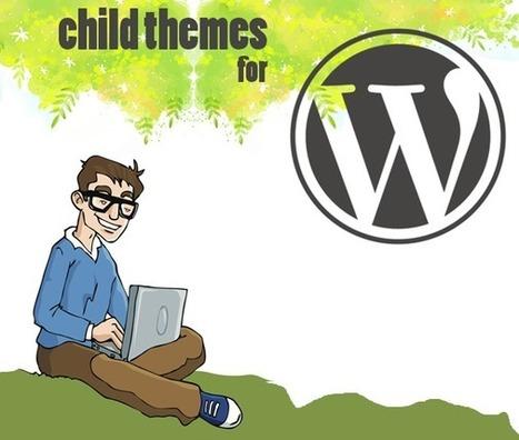 WordPress Child Theme Tutorial   InkThemes   Wordpress Themes & Tips   Scoop.it