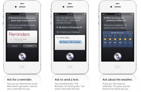 Siri Might Be Trilingual, But It Doesn't Deal With Accents Well | iPhoneApps | Scoop.it