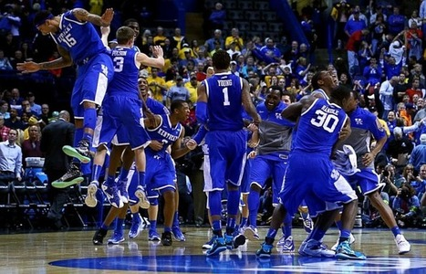 March Madness Predictions | #8 Kentucky vs. #4 Louisville - Bet The Line | Game Predictions & Previews | Scoop.it