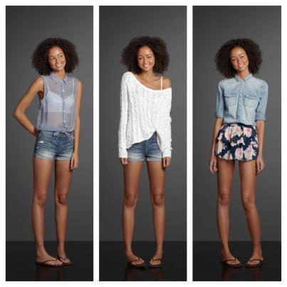 The Abercrombie Spring 2013 Women's Collection | Abercrpmbie Deutschland | Scoop.it