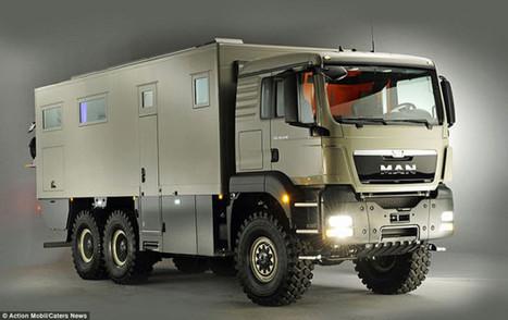 #Sécurité ;-) !! Ce camping-car vous permettra de #survivre face aux #zombies | #Security #InfoSec #CyberSecurity #Sécurité #CyberSécurité #CyberDefence | Scoop.it