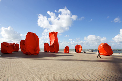 Arne Quinze: RockStrangers | Art Installations, Sculpture | Scoop.it