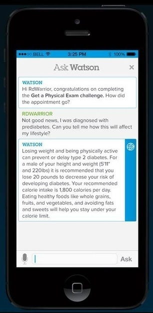 The evolution of IBM's Watson and where it's taking healthcare | mobihealthnews | Big Data and ehealth | Scoop.it