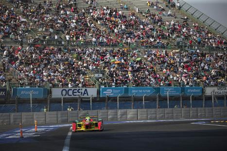 Squalificato di Grassi, vince D'Ambrosio il gran premio del Messico di FormulaE - GreenStart | green car | Scoop.it