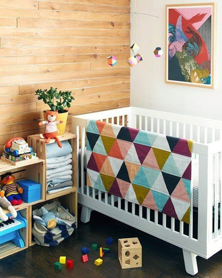 La Fabrique à Déco: 5 détails qui font la différence dans une chambre d'enfant | Astuces pratiques Déco | Scoop.it