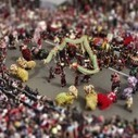 Miniature Melbourne: A Tilt-Shift Video of Melbourne Having Too Much Fun | Colossal | Hitchhiker | Scoop.it