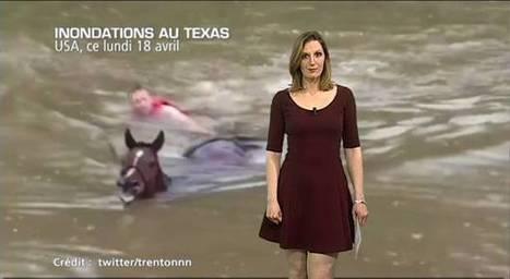 Inondations au Texas : 5 mètres d'eau à Houston | Sustain Our Earth | Scoop.it