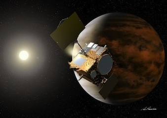 Spaceflight Now | Breaking News | Crippled space probe bound for second chance at Venus | Eeh by Gum | Scoop.it