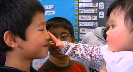 Babies teach empathy | Empathy and Compassion | Scoop.it