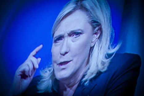 Non Marine Le Pen, 99% des réfugiés ne sont pas des hommes, ni des migrants économiques | vigilance | Scoop.it