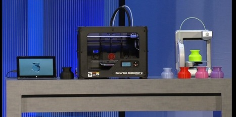 3D Printing Could Become A $13 Billion Industry | 3D Virtual-Real Worlds: Ed Tech | Scoop.it