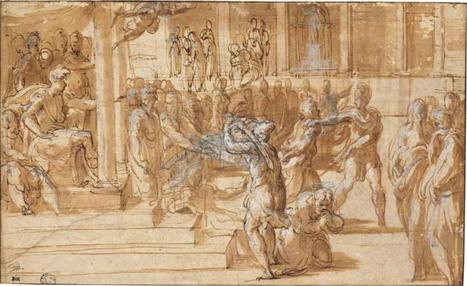 Il Parmigianino : les dessins du Louvre | Histoire des Arts au collège | Scoop.it