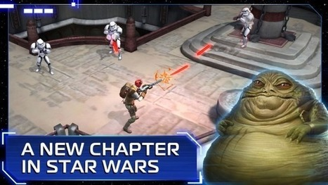 Behind the scenes with 'Star Wars: Uprising' before its Sept. 10 release | Transmedia: Storytelling for the Digital Age | Scoop.it