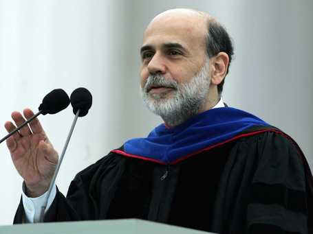 BERNANKE TO GRADUATES: 'Success And Satisfaction Will Not Come From Mastering A Fixed Body Of Knowledge' | Cuppa | Scoop.it