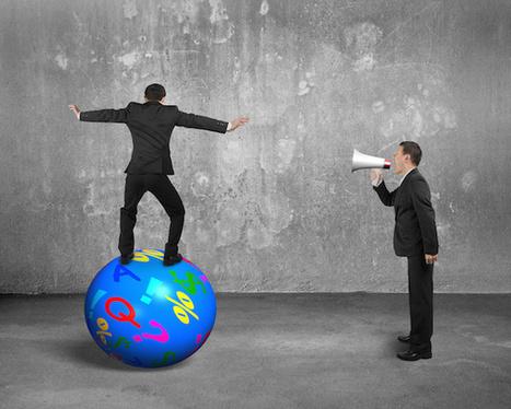 Management des commerciaux : Pour en finir avec les mirages du micro-management | Le Grand Blog de la Vente | Management - Partager l'envie de croissance | Scoop.it