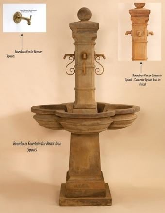 Exalted Fountains | Bourdoux Fountain | Garden Fountains Are Wonderful | Scoop.it