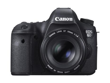 Le nouveau reflex plein format Canon : l'EOS 6D | Photo-graphie | Scoop.it