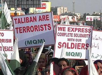Thousands march in Pakistani capital against Taliban - euronews | War on Terror | Scoop.it