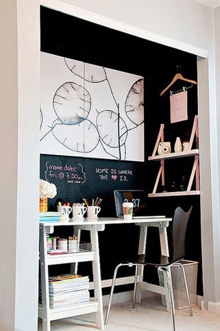 Aménagement d'un bureau dans un petit espace | CM News et How to | Scoop.it