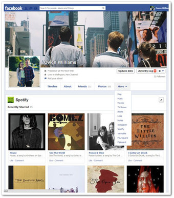 Facebook May Launch New Timeline Design | Social Media Portugal | Scoop.it
