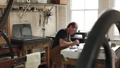 William Blake Printing process | Romanticism | Scoop.it