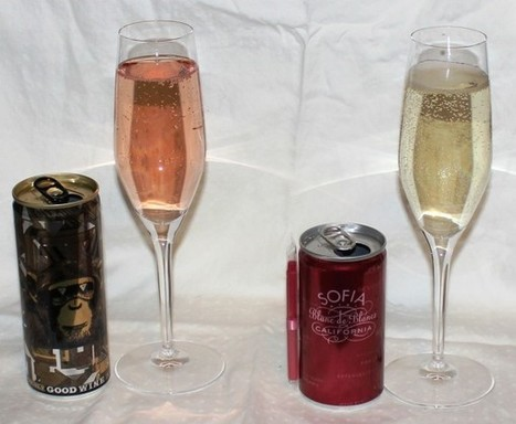 'Can' Packaging from Beer World Work with Wine Too? | Vitabella Wine Daily Gossip | Scoop.it