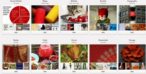 Pinterest: Five Ways to Prettier Boards - Business 2 Community | ALL ABOUT PINTEREST WITH PHILIPPE TREBAUL ON SCOOP.IT | Scoop.it